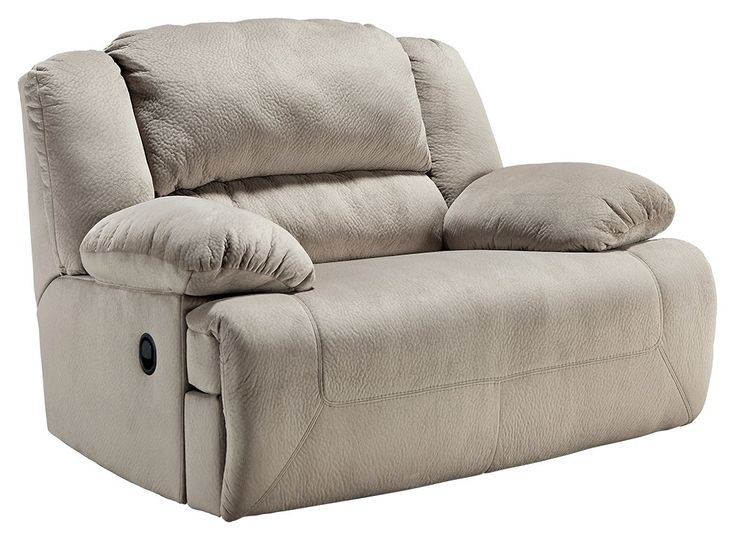 Ashley Furniture Signature Design - Toletta Recliner Chair - Wide Power Reclining Love Seat - Granite. WIDE SEAT POWER RECLINER Reach a higher level of ...  sc 1 st  Pinterest & Best 25+ Power recliner chairs ideas on Pinterest | Recliners ... islam-shia.org
