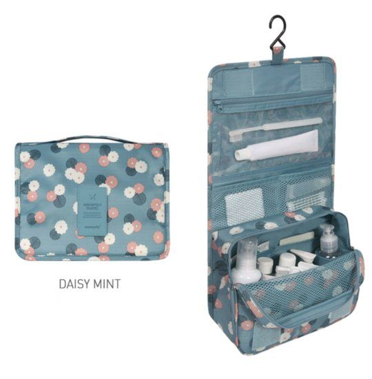 $38.36 Pattern Toiletry Pouch | Mochi Things