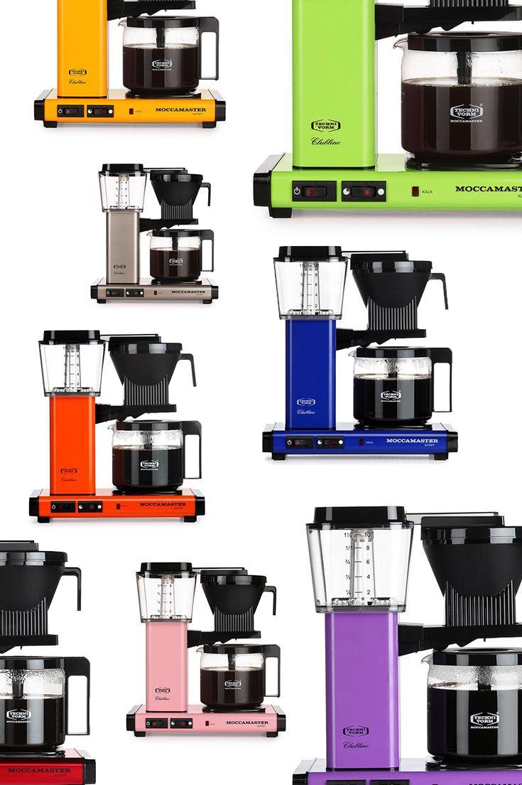 Moccamaster KBGC982 AO (Kaffebryggare) Kaffebryggare