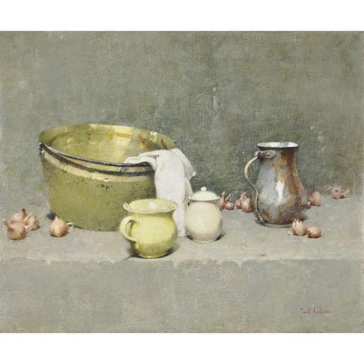 Emil Carlsen Still Life, c.1903