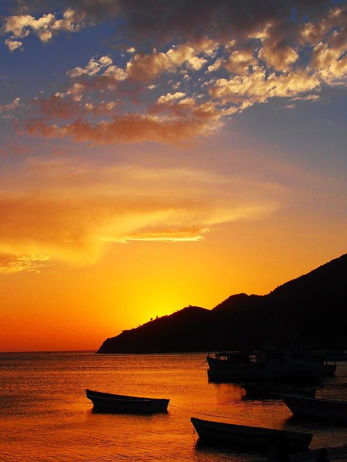 "✯ ""Paz"" ~ Taganga, Colombia by Skip Hunt"