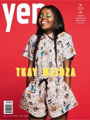 Tkay Maidza for Yen issue 87