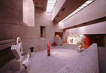 Museo Tamayo Arte Contemporáneo : Museos México : Sistema de Información Cultural, CONACULTA