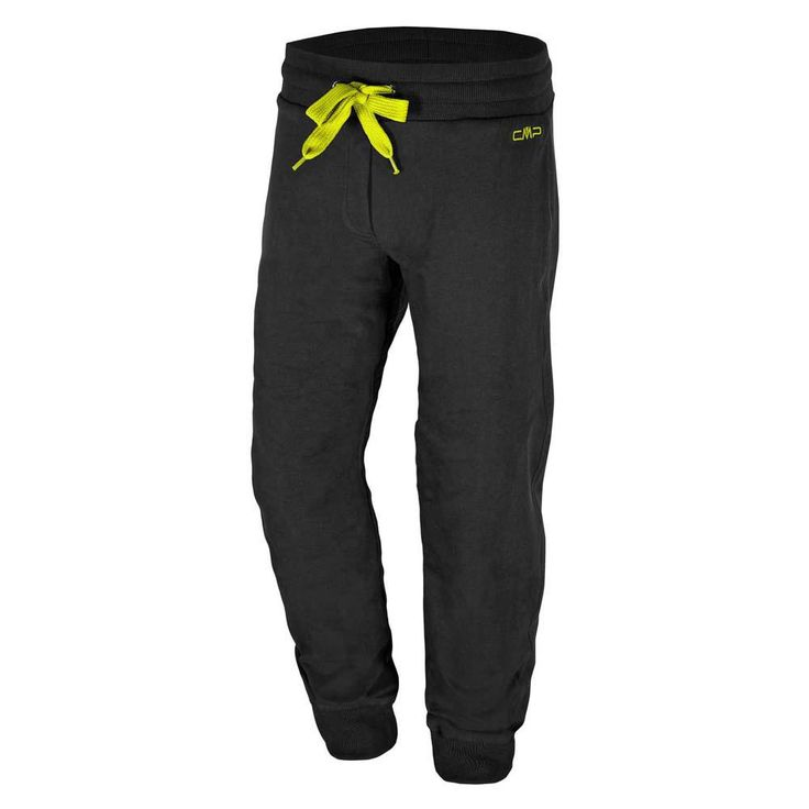 Cmp Stretch Long Pants Antracite Boys