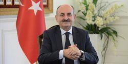 Çalışma ve Sosyal Güvenlik Bakanı Mehmet Müezzinoğlu, Türkiye İhracatçılar Meclisi (TİM) Genişletilmiş Başkanlar Kurulu'nun 'İstihdam Seferberliği Toplantısı'na katıldı. TİM'in Yenibosna'daki merkezindeki toplantıda konuşan Mehmet Müezzinoğlu, son 7 yılın rekor işsizlik rakamlarına ilişkin konuştu.