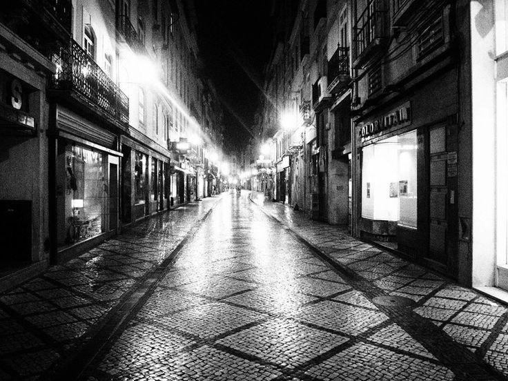 Coimbra a noite :-)