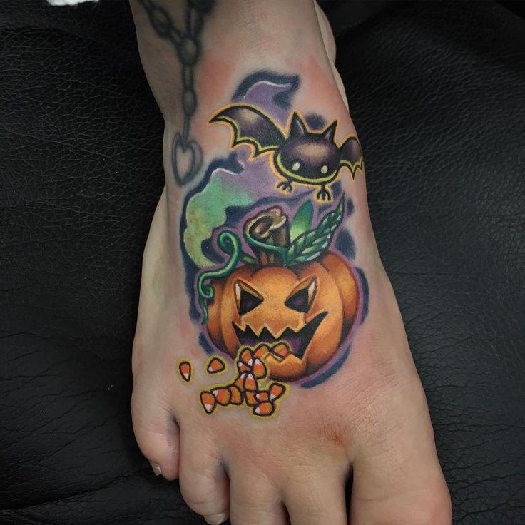 Halloween tattoos gallery for Tattoo shops gainesville ga