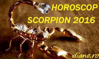 diane.ro: Horoscop Scorpion 2016