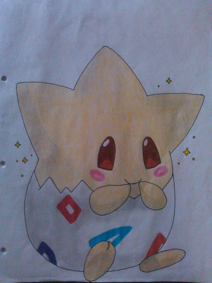 Pokemon - Togepi