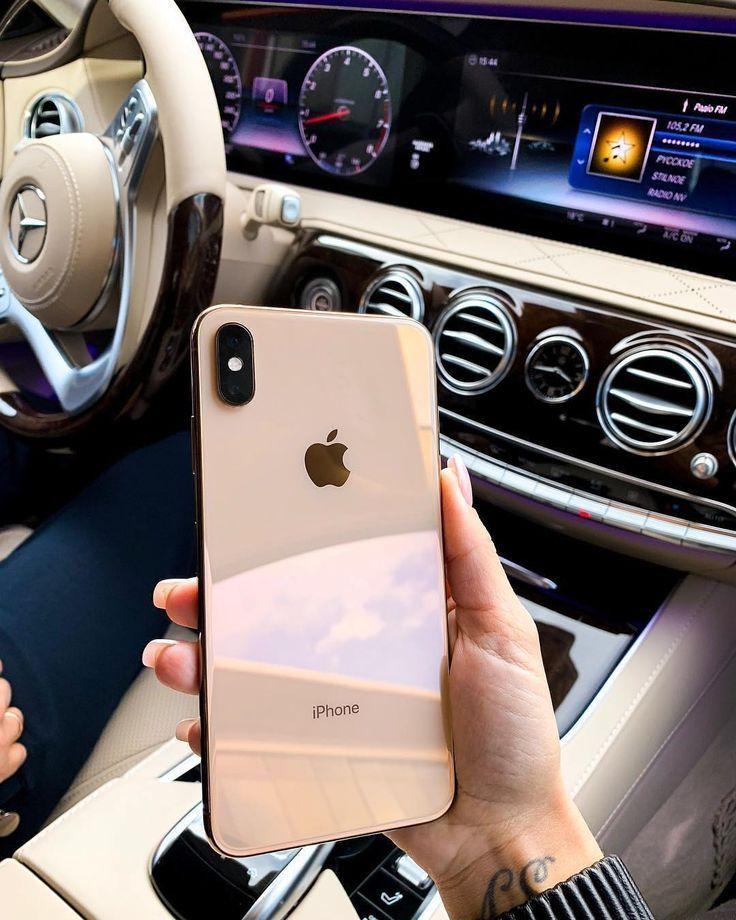 """Tokio Handy auf Instagram: """"iphonexs max gold co … – Technik – #auf #gold #H …  – Phone"""