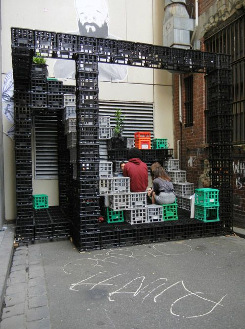 PlayMo is an urban intervention by the platform City Leaks.