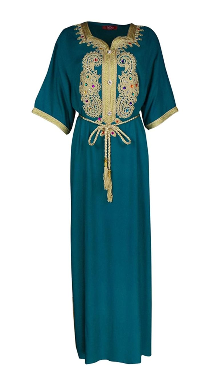 Muslim Women long sleeve long dress islamic clothing Dubai kaftan caftan turkey moroccan maxi / long Abaya turkish fashion 1606