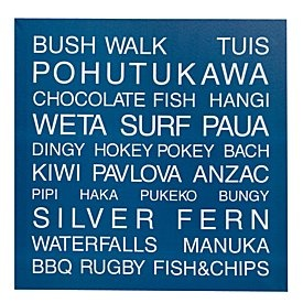 Kiwi words