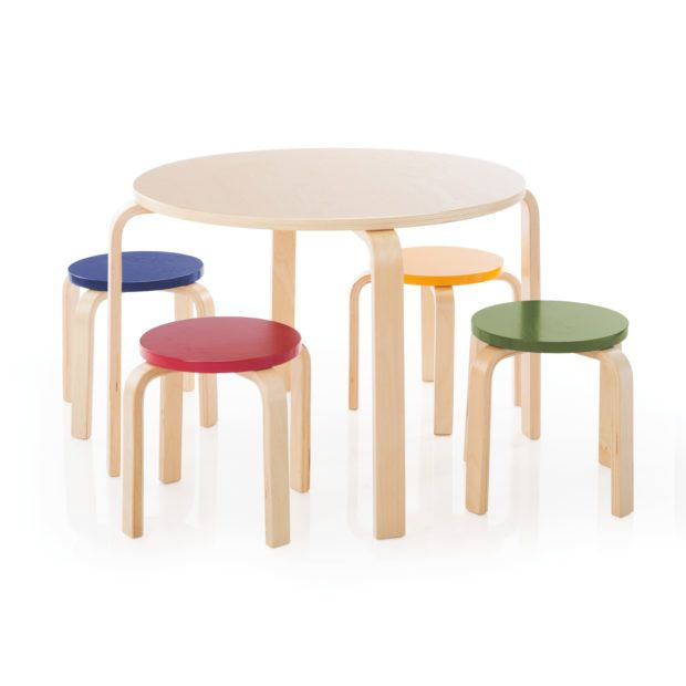 Enjoyable Guidecraft Nordic Table Set Color Guidecraft In 2019 Camellatalisay Diy Chair Ideas Camellatalisaycom