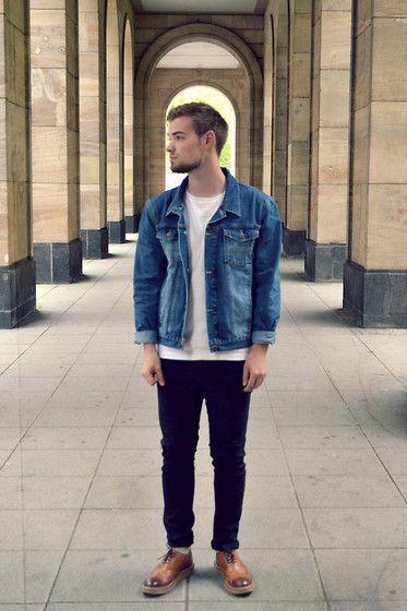 denim jacket men lookbook - photo #45