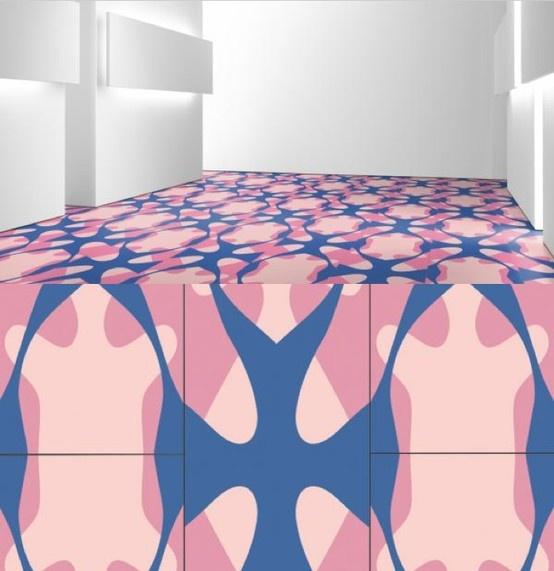 Karim Rashid Laminate Flooring