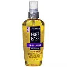 John Frieda Frizz-Ease Nourishing Oil Elixir at Walgreens. Get free shipping at $35 and view promotions and reviews for John Frieda Frizz-Ease Nourishing Oil Elixir