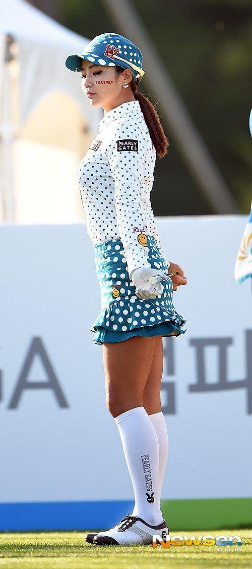 Blogging about the Korean Women Golfers on the LPGA