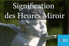 """Les «heures miroir»sont ceschiffres doublés. Nous tombons sur les «heures miroir» pendant des périodes de réflexion et souvent """"par hasard"""".En rés…"""