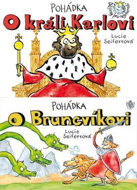 Česká historie jsou podle Lucie Seifertiové většinou jen pohádky