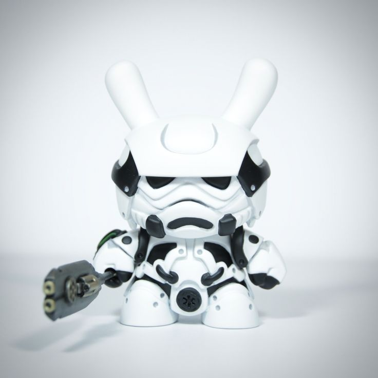IMPERIAL SQUAD  Limited edition of 10 handcrafted figures.  www.http://artmymind.bigcartel.com/product/imperial-squad