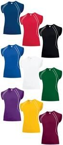Women's Force Volleyball Jerseys- Uniforms