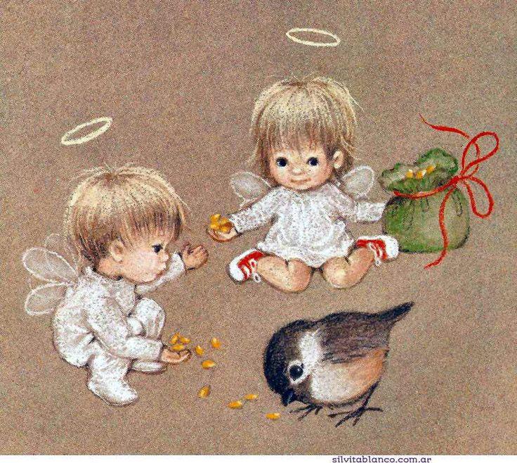 Little Christmas Angels ~