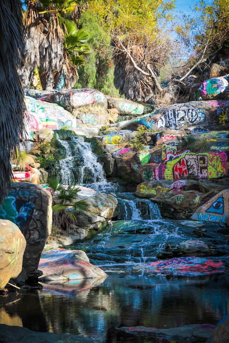 Adobe Falls | San Diego | Photo by Bobbi Blaine Photography