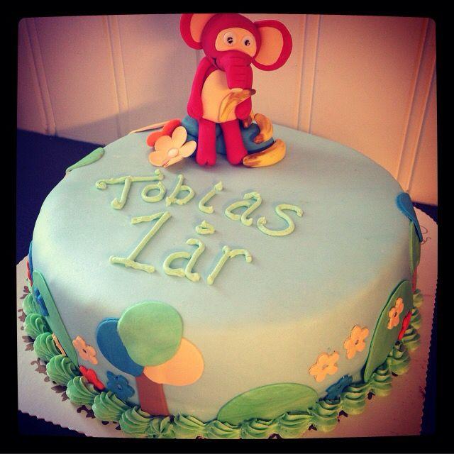 Fantorangen kake