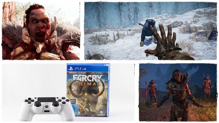 Far Cry – Primal PS4 - angezockt