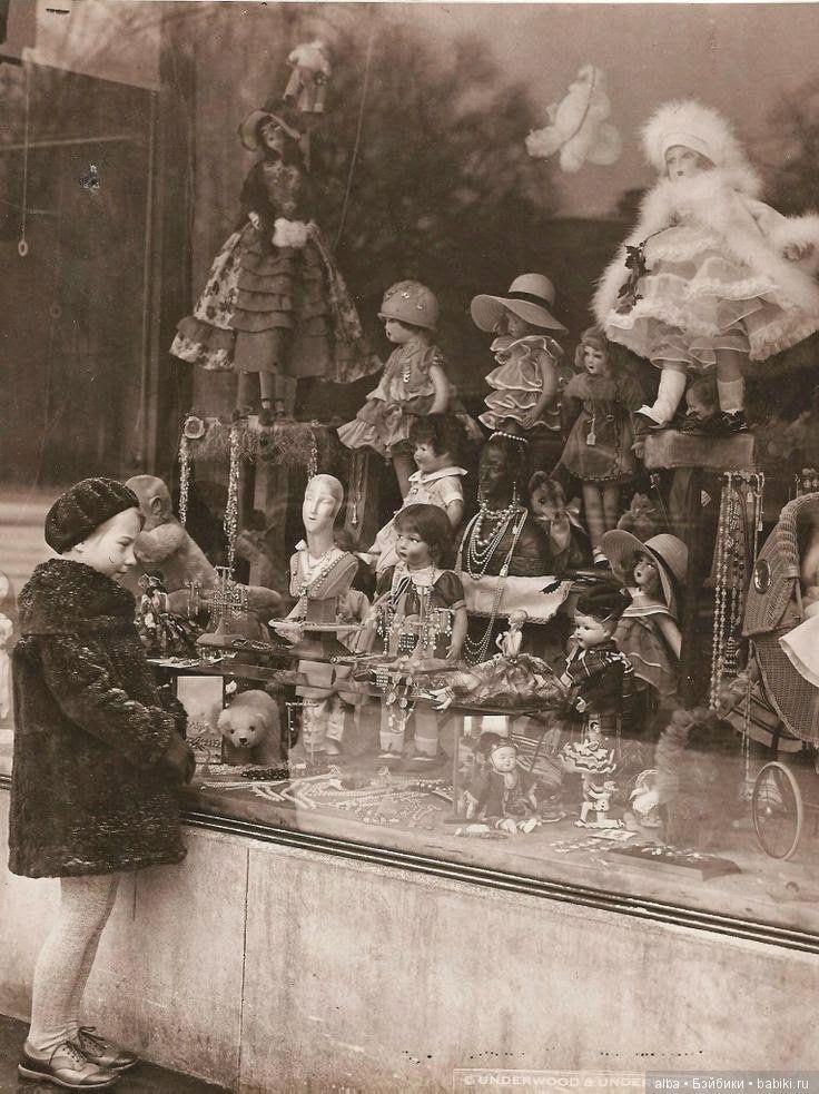 Куклы, костюмы и дети на старых фото - Бэйбики | Старинные ...