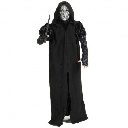 Mens Death Eater Wizard Costume