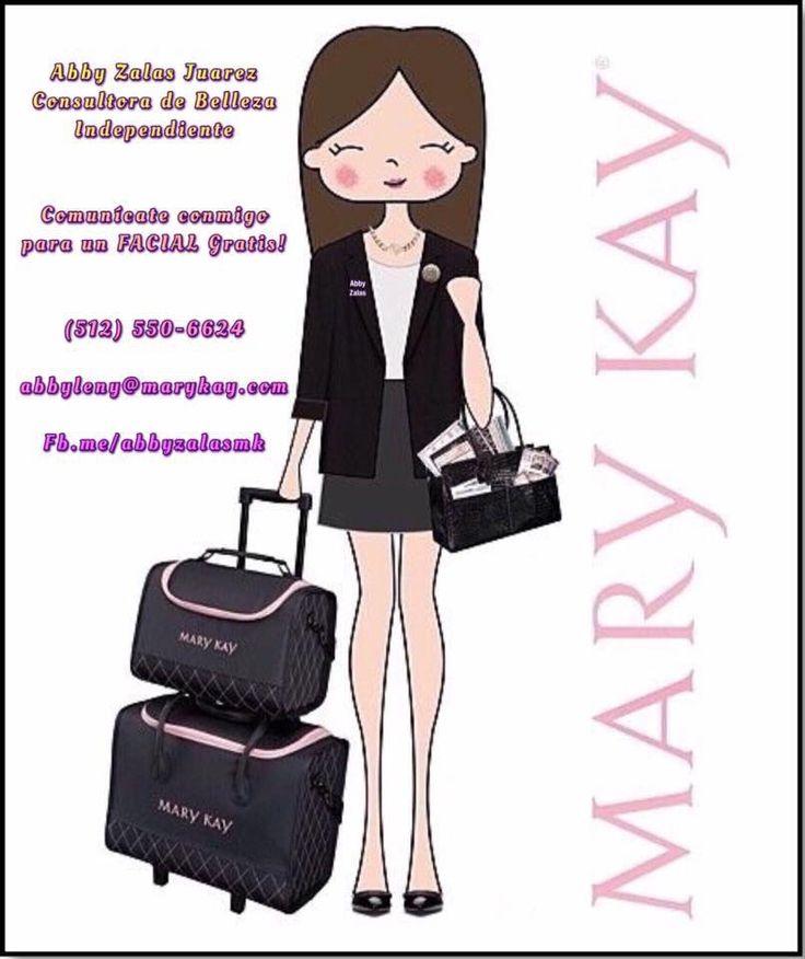 Descubre la belleza de Mary Kay  GRATIS!!! Clase de Facial con Microexfoliación Mary Kay y recibirás muestras Gratis!!! Diversión y Tips y Asesoria de Maquillaje y Color, o si deseas dedicarte al Negocio de la Cosmética y eres Fashionista, llámame o contáctame 512-550-6624  Ofreciendo Productos de Excelente Calidad Garantizada!!   Tratamientos del Cuidado de la Piel  Maquillaje y Color.  Comunícate y Pide tu Clase de Facial con Microexfoliacion Gratis!! Abby Zalas Juarez (512) 550-6624