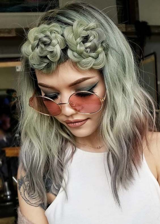 40 Cutest Hairstyles Trends For Special Occasions In 2018 Hair