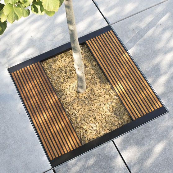 STANFORD tree grilles – mobilier urbain area