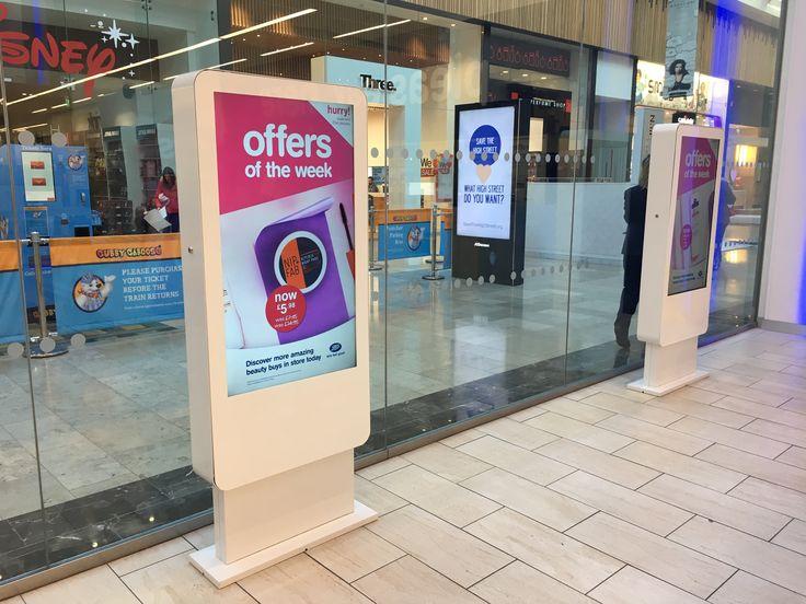 Bradford Broadway shopping Centre