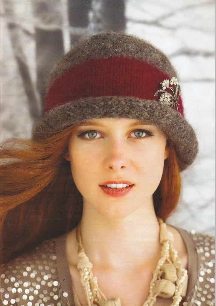 Альбом «Muestras y Motivos: Boinas, Sombreros, Gorros №1 2013...(шапки,шляпки)» . Обсуждение на LiveInternet - Российский Сервис Онлайн-Дневников