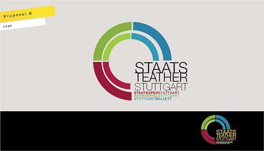 StaatsTheater Stuttgart seconda proposta logo