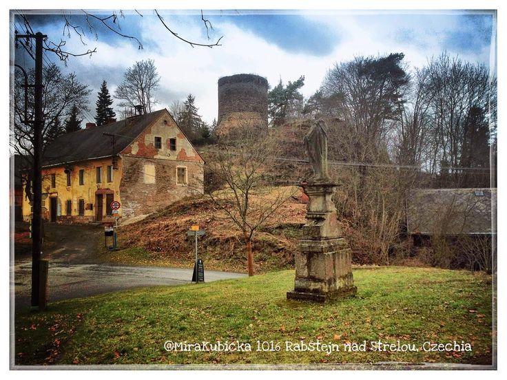 #rabstejn #rabstejnnadstrelou #rabštejn #myphoto #photo #photos #photography #castle #sculpture #statue #baroko #history #heritage #church #ruins #architecture #art #2016 #travel