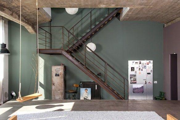 Le loft d'Anne Hubert (La cerise sur le gâteau) à Mulhouse