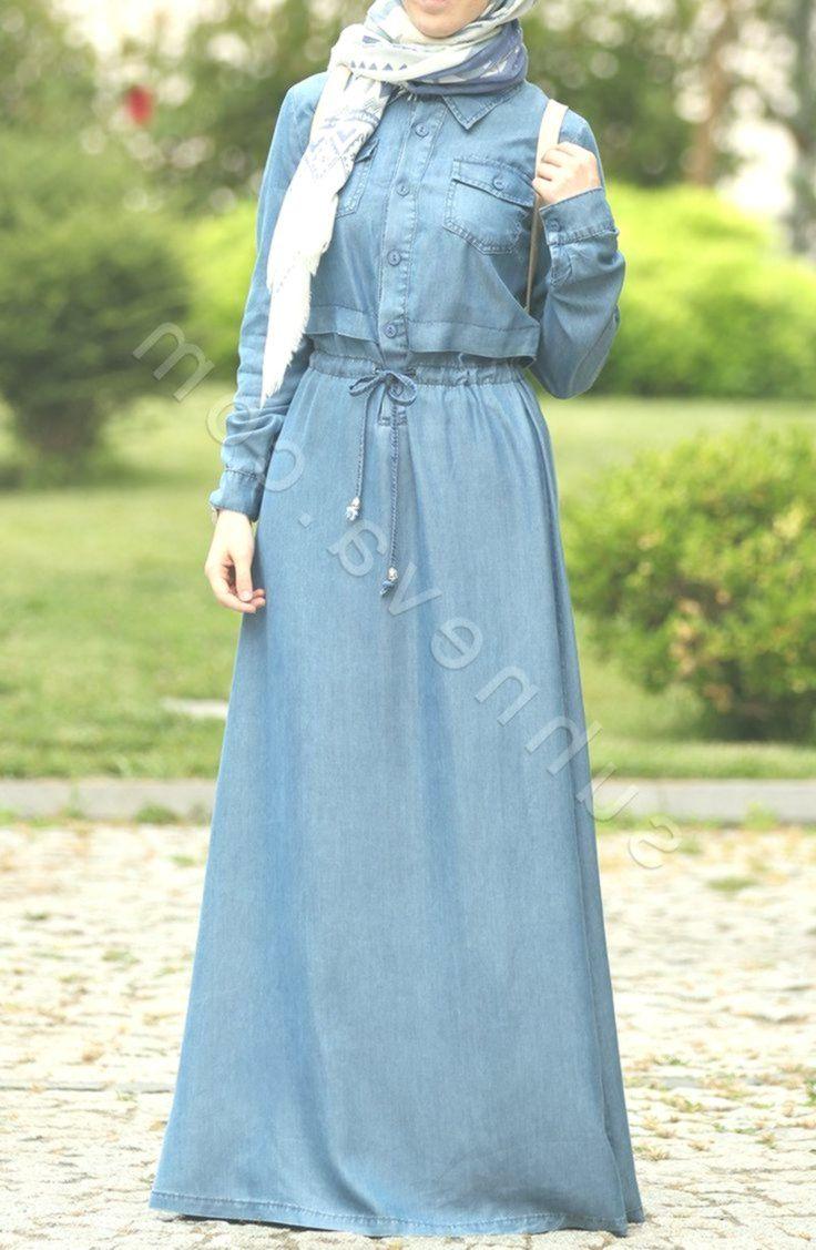 feinste Stoffe wähle das Neueste bester Wert Jeanskleid - Hellblaues Kleid, Jeansquaste - Suhneva ...