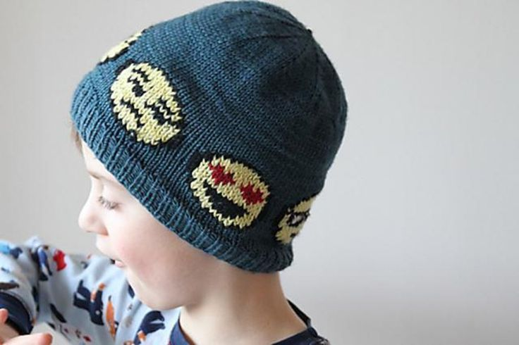 Emoji hat is a beanie with a fun set of emojis. The pattern has charts for 12 different emojies. Knit the emojies by stranded knitting, or embroider them on by using duplicate stitch. Both options are explained in the pattern.The patterns also includes an optional ponytail crowning.