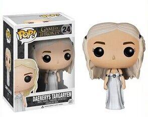 NEW2014 Genuine funko pop 10cm Game of Thrones Daenerys Targaryen action figure Bobble Head Q Edition new box for Car Decoration  //Price: $US $28.15 & FREE Shipping //     #gameofthrones #gameofthronestour #gameofthronesfamily  #starks #got #agot #asoiaf