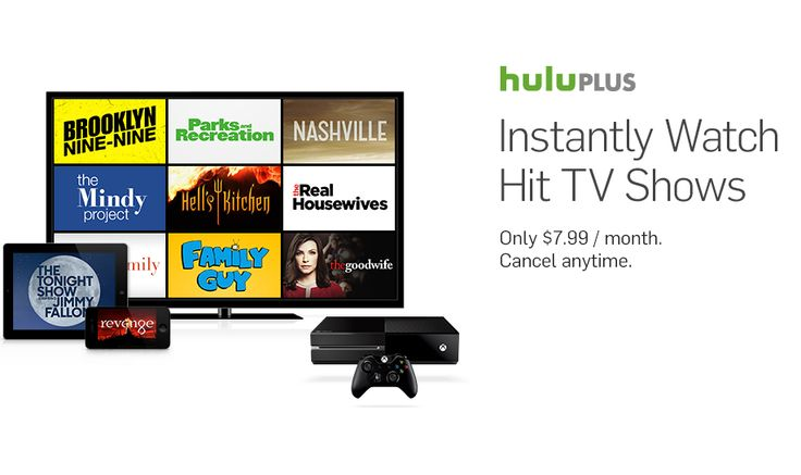 Hulu Plus guided Tour and login page
