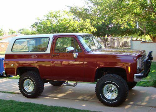 Chuck's 1976 Chevy Blazer   Rides.   Pinterest   Blazers ...