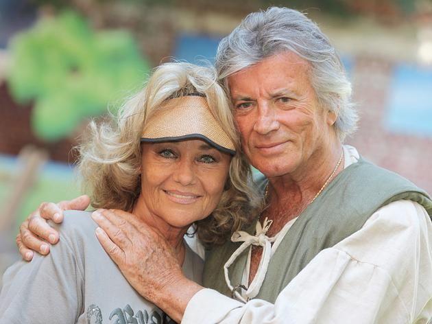 Hella a Pierre Brice byl ženatý 34 let