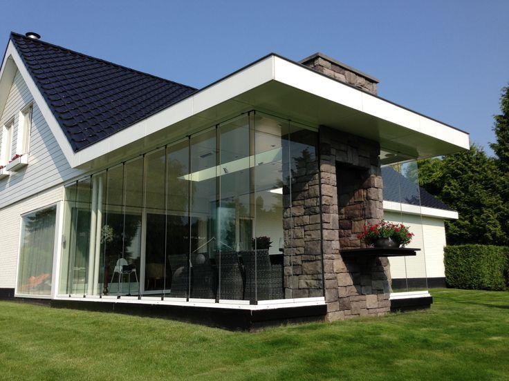 25 bezaubernde windschutz terrasse ideen auf pinterest. Black Bedroom Furniture Sets. Home Design Ideas