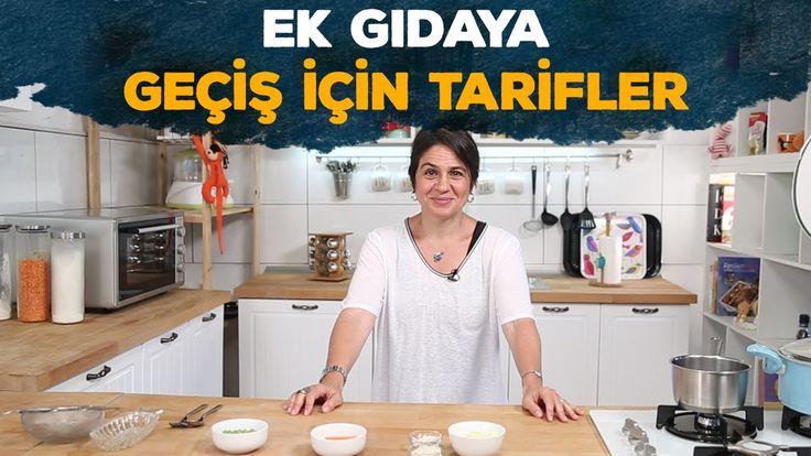 Ek Gıdaya Geçiş Tarifleri - İlkbahar / Yaz   Kabak, Bezelye, Havuç Püres...