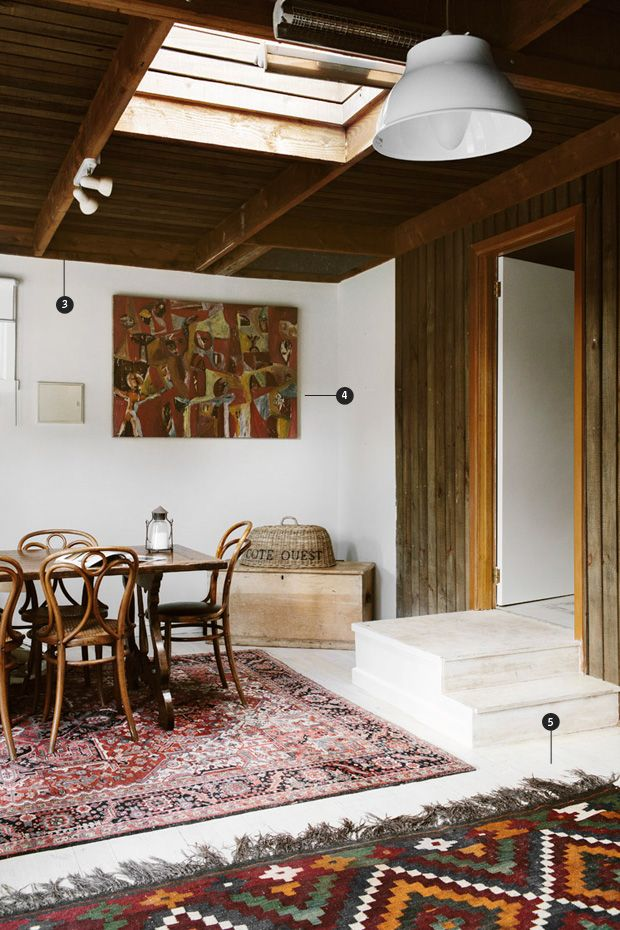 Delightful To Create A Cohesive Look Use Two Matching Rugs, Or If You Use Different  Rugs, Be Sure That The Patterns And Palettes Of The Rugs Play Well Together. Pictures