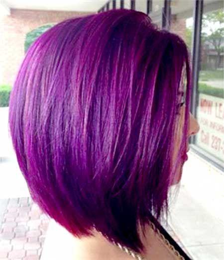 Kurze Haarfarben 2014-2015
